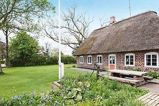 Traditionelles Ferienhaus in Bredebro in...