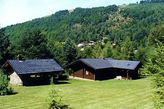 Ruhiges Chalet mit Garten in La Bresse