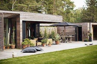 Wunderschönes ökologisches Haus für 6 Erwachs...