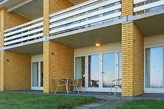 Moderne Ferienwohnung mit überdachter Terrass...