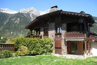 Holzwohnung in Chamonix bei Chamonix...