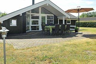 Schönes Ferienhaus in Jütland mit Sauna