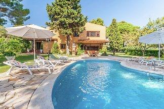 Tolles Ferienh. m. Pool in Sant Antoni de Cal...