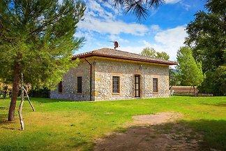 Ein Vintage-Cottage in der Toskana mit...