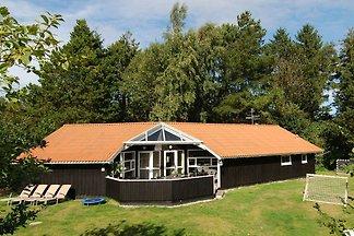 Luxuriöses Ferienhaus in Gilleleje mit Sauna