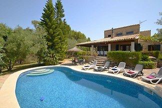 Denkmalgeschütztes Haus in Mancor de la Vall ...