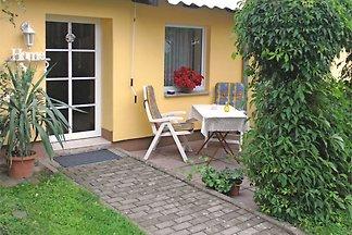 Kleines Ferienhaus mit eigener Terrasse in Da...