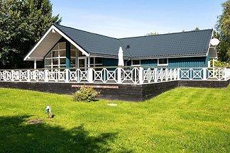 Luxuriöses Ferienhaus in Seeland mit...