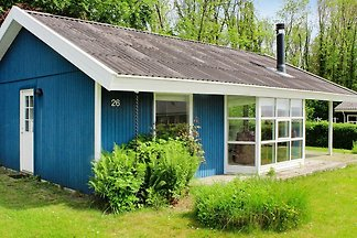 Idyllisches Ferienhaus in Juelsminde mit...