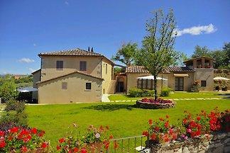 Wunderschöne Villa in Rapolano Terme mit...