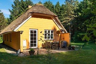 Idyllisches Ferienhaus in Jütland mit...