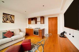 Grazioso appartamento a Londra con Jacuzzi