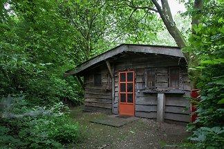 Holz-Ferienhausmit Kamin in Leudal, Belgien