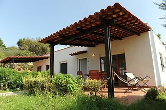 Charming Holiday Home in Palinuro with Privat...