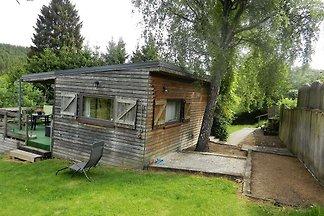 Idyllisches Chalet mit Sauna in Stoumont