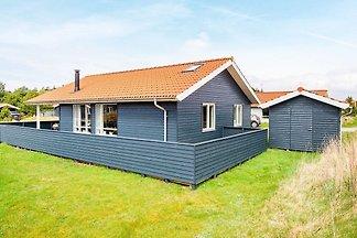 Komfortables Ferienhaus auf Jütland mit Spa