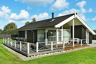 Gemütliches Ferienhaus in Hadsund mit...