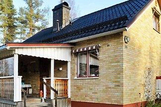 6 Personen Ferienhaus in HÖLJES