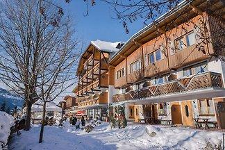 Komfortable Wohnung mit Panoramablick auf die...