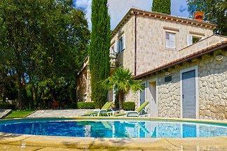 Vintage-Villa in Cilipi, Dalmatien, Kroatien