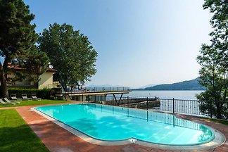 Paradiesisches Ferienhaus in Miena mit Balkon