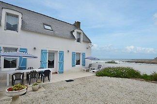 Schönes Ferienhaus am Strand in Penmarch