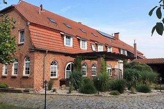 Ferienwohnungen im Landhaus in Grundshagen mi...