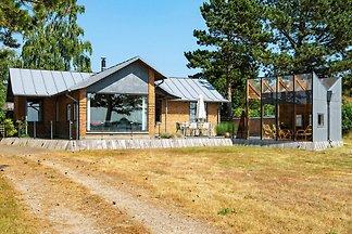4 Sterne Ferienhaus in Knebel