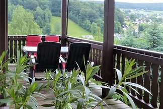 Gemütliche Ferienwohnung im Erzgebirge mit...