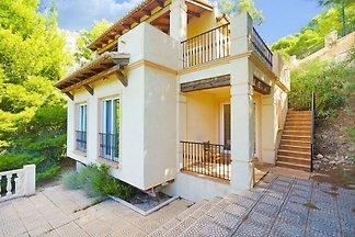 Charmante Villa in Altea mit Swimmingpool