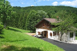 Charmantes Chalet mit Terrasse in Ventron