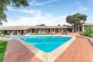 Ferienhaus in Binibeca Vell mit Meerblick