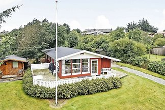 Luxurious Holiday Home in Struer with Terrace