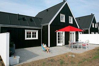 Modernes Ferienhaus in Blokhus mit Sauna