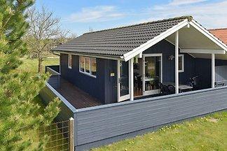 Exklusives Ferienhaus in Jütland mit Terrasse