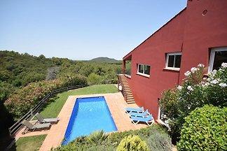 Gemütliche Villa mit Swimmingpool in Begur