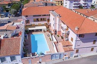Appartementhaus Cristal Blu, Santa Teresa...