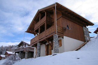 Geräumiges Chalet in Vallandry nahe Skigebiet