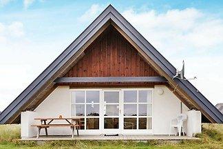 Ruhiges Ferienhaus mit Terrasse in Ringkobing...