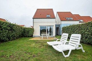 Gemütliches Ferienhaus mit Garten in Wimereux