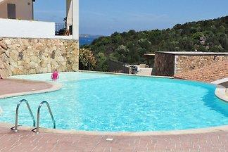 Elegantes Ferienhaus in Baja Sardinia (Arzach...