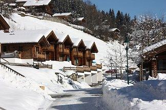 Luxuriöses im Wald gelegenes Chalet im Pinzga...
