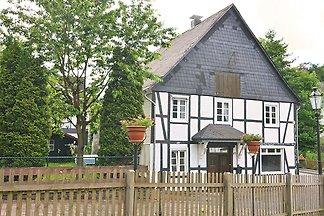 Freistehendes Ferienhaus im Sauerland - einge...
