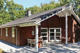 Luxuriöses Ferienhaus in Hadsund mit Sauna