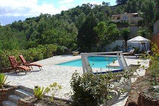 Exclusive Villa in Sant Josep with Sea-views