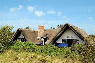 Vintage-Ferienhaus mit Aussicht in Blåvand