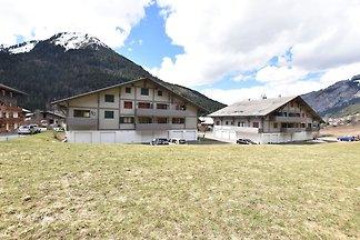 Schöne Wohnung mit Bergblick in La...