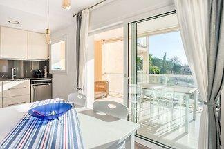 Schöne Wohnung in S'Agaró mit Pool