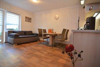 Modernes Apartment in Dreislar in Waldnähe