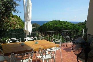 Schönes Ferienhaus mit Terrasse in Canyet de...